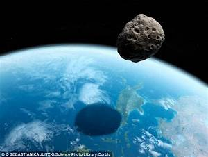Asteroid racing past Earth today