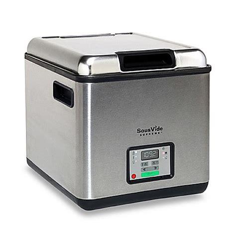 sous vide supreme sousvide supreme temperature controlled water oven www