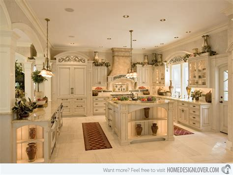 Small Kitchen With Island Ideas - 20 astounding dream kitchen designs home design lover