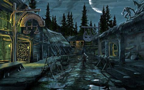 The Elder Scrolls V Skyrim Fine Art Print Collection