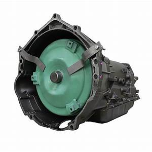 2009 Gmc Sierra 1500 Remanufactured Transmission 4l60e