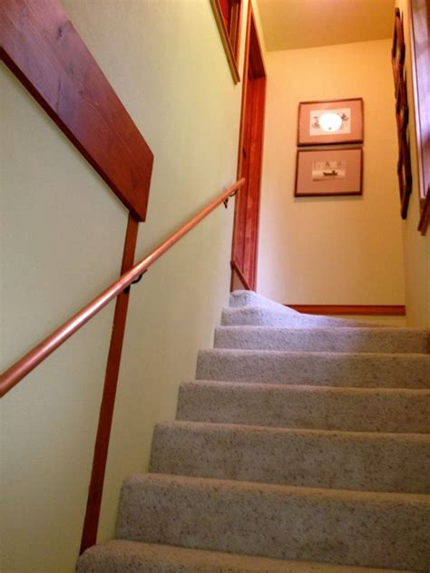 wall mounted handrail height 10 ingenious staircase railing ideas to spruce up your