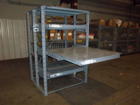 At The Rack by Roll Out Shelf Racks Roll Out Racks Warehouse Rack And