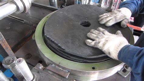 materials feeding  bumper plate youtube