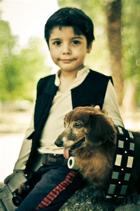 han solo chewbacca pup incredible