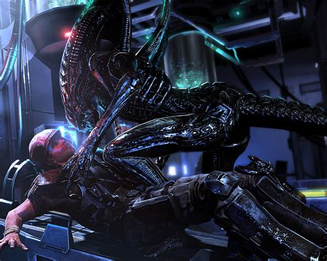 free aliens colonial marines wallpaper in 1280x1024