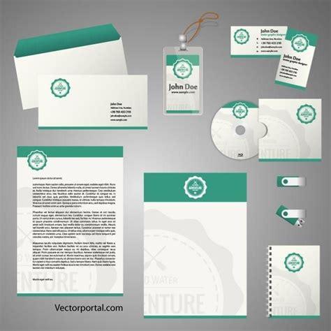 stationery template  adobe illustrator stationery