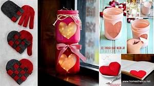 Find Inspiration With Valentine's Crafts, Wall Art And ...