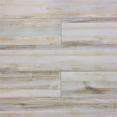 porcelain tile alberta cream wood look plank porcelain tile nalboor
