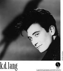 8x10 album k d lang artistdirect