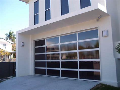 Garage Designs Modern Glass Door, Architectural