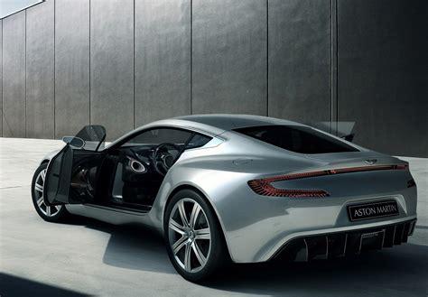 voitures et automobiles: Aston Martin One 77