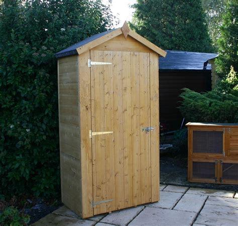 Wooden Garden Storage by Mercia Sentry Box Wooden Garden Storage Unit