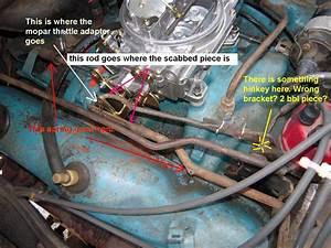 Edelbrock Carb Throttle  U0026 Kickdown Linkages