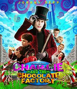 Charlie and the Chocolate Factory - Movie Poster by ...