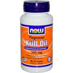 Krill Oil Photos