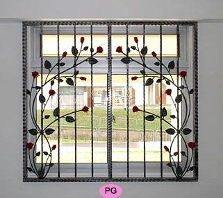 window grill design for the stylish look and safety decoration decor