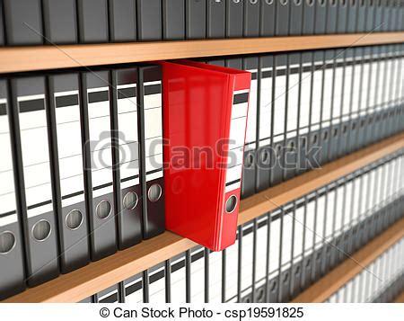 etageres archives bureau photo de classeurs archive étagère fichier bureau