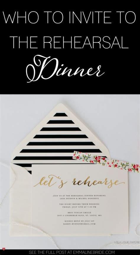 rehearsal dinner   invite  wedding trends