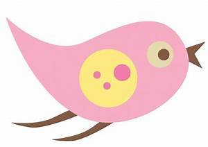 Cute Cartoon Birds - Cliparts.co