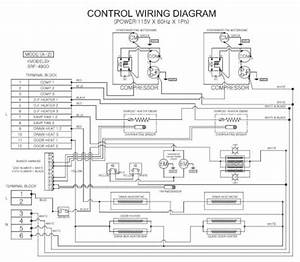 File  For True Cooler Compressor Wiring Diagram