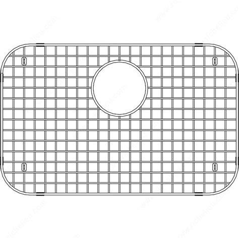 Blanco Sink Grid by Blanco Sink Grid Richelieu Hardware