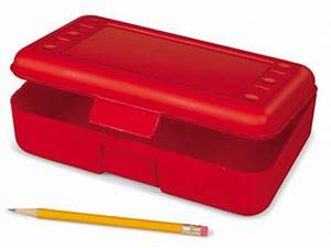 Snap-Shut Pencil Boxes at Lakeshore Learning