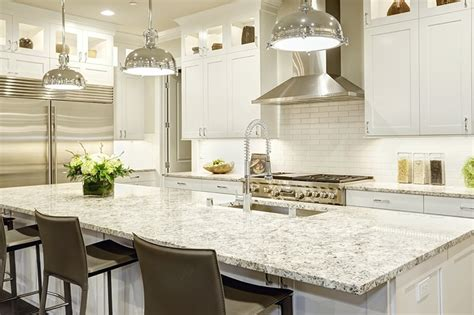 white granite countertop colors  kitchen homenish