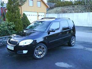 2007 Skoda Roomster - Overview