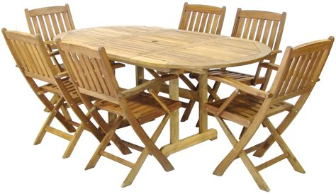 Garden Table Chairs by Cool Garden Wood Tables And Chairs Furniture