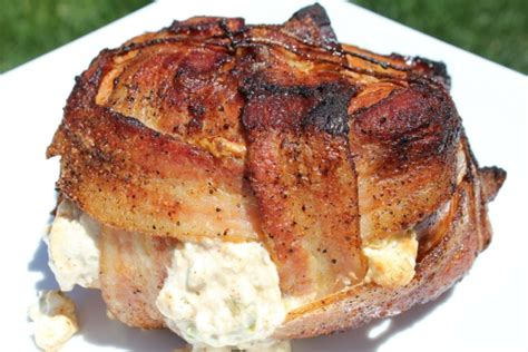 Mesquite Country Jalapeño Dip Stuffed Pork Loin