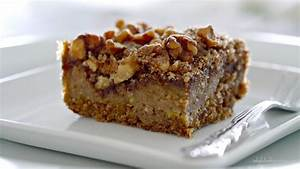 Sweet Potato and Walnut Dessert Squares - Only Gluten Free ...