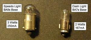 M70 Wiring And Light Bulb Info