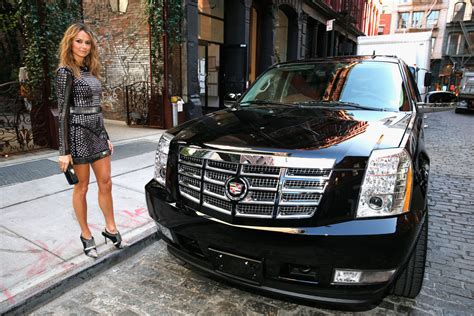 Cadillac Commercials by In Cadillac Escalade Commercial In Cadillac