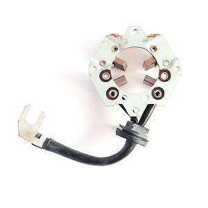 brush holder brush holder hitachi starter motor opel astra corsa s114829 ebay