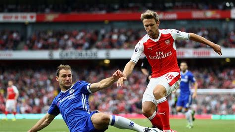 Arsenal 3 - 0 Chelsea - Match Report & Highlights