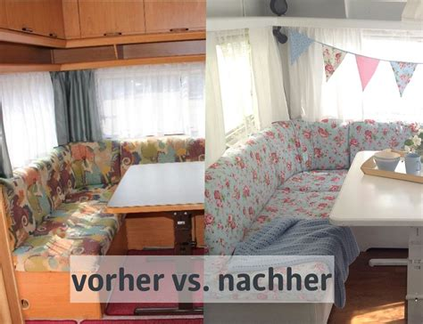 Wohnwagen Neu Gestalten by Wohnwagen Innenraum Neu Gestalten Ostseesuche