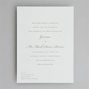 gold wedding invitations geebrotherscouk With golden wedding invitations wording uk
