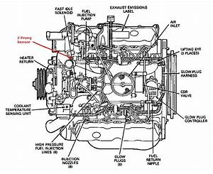1997 7 3l Engine Diagram