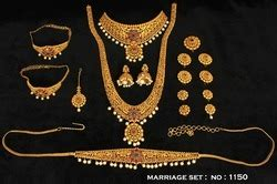 bridal jewelry sets   price  india