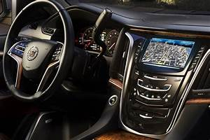 2015 Cadillac Escalade's Interior Revealed In Latest Teaser