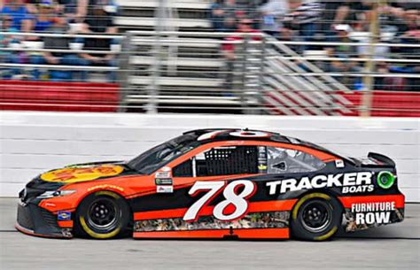 furniture row racing penalized  bristol