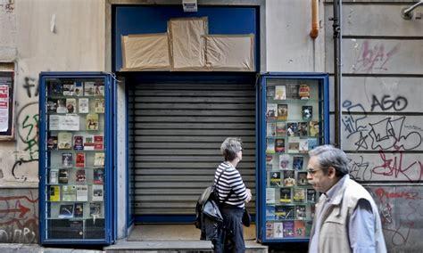 libreria portalba napoli foto chiude dopo 98 anni la libreria guida a portalba 1