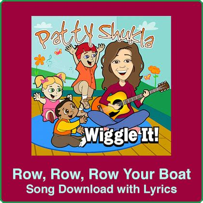 Row Row Row Your Boat Lyrics by Row Row Row Your Boat Song With Lyrics Songs