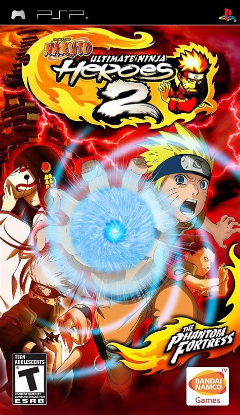 naruto ultimate ninja heroes   phantom fortress