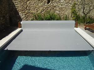 Solde Piscine Hors Sol : stores piscine volet hors sol de piscine couverture de ~ Melissatoandfro.com Idées de Décoration
