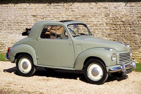 Consignatie Oldtimer Of Youngtimerfiat 500 Topolino Cabrio