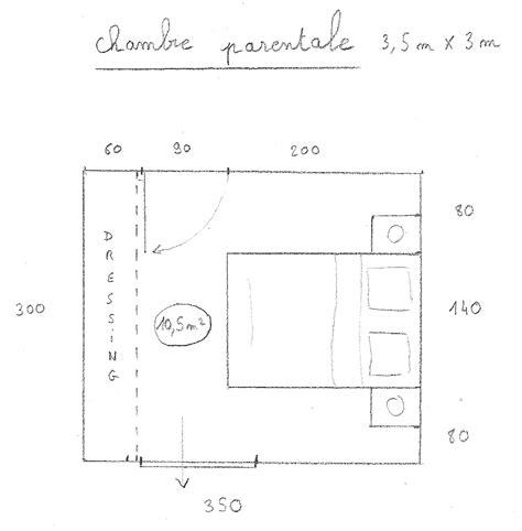 plan chambre dessiner des plans fonctionnels conseils thermiques
