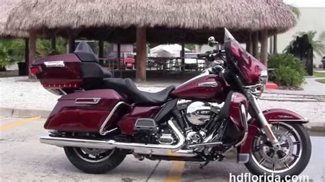 New 2016 Harley Davidson Ultra Classic Motorcycles For