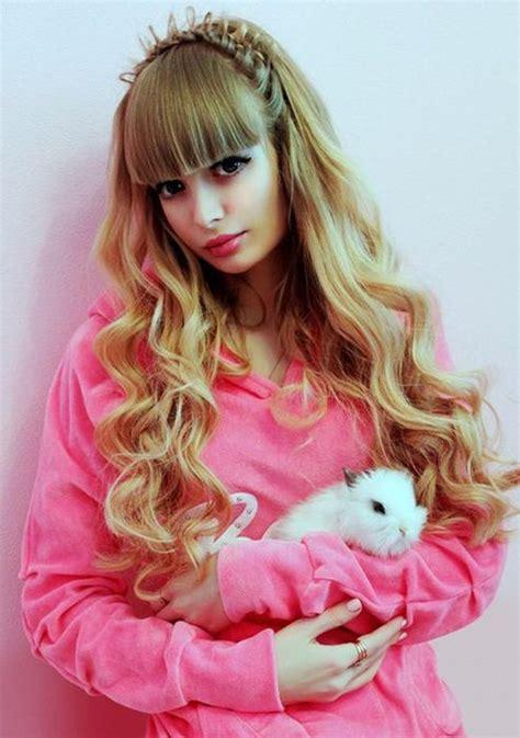 angelica kenova barbie doll dolls chica russa padres sus casa angelika boneca mundo mais uscire troppo bella rusa vuelto hermosa